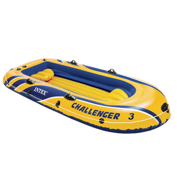 Intex Challenger 3 3-Person Inflatable Boat