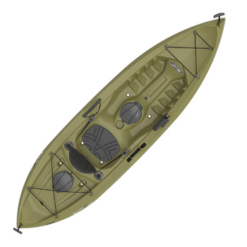 Lifetime Tamarack Angler 120 Sit-on-top Kayak