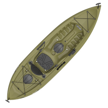 Lifetime Tamarack Sit-On-Top Fishing Kayak
