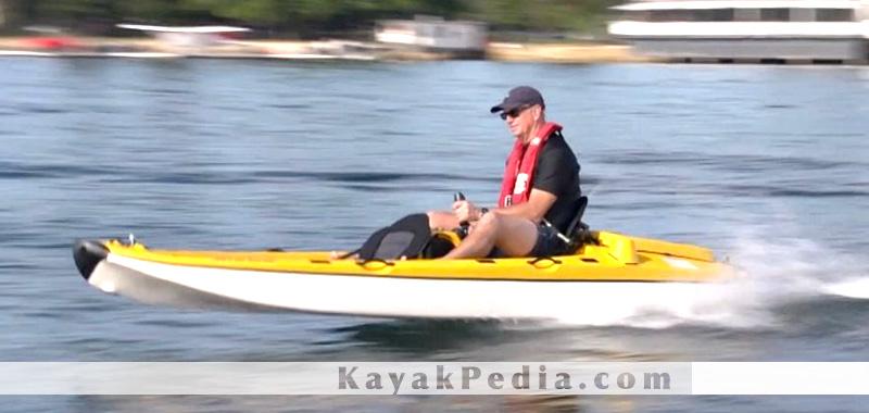 Best Motorized Kayak