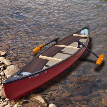 Kayak Outrigger Stabilizer Canoe W/ Clamps For Easy On/off