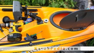 7 Steps to Install Fishfinder Transducer Inside a Kayak