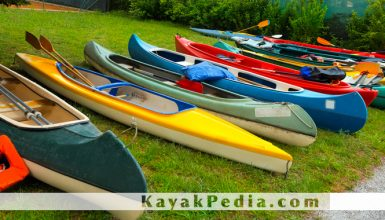 Why Flat Bottom Canoe And Kayaks Are Better For Fishing And For Beginners